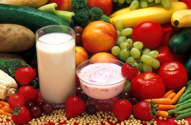 Conseils sur l'alimentation pour être en forme et en bonne santé